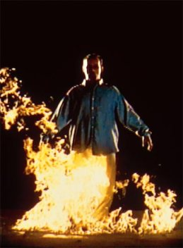 """From Bill Viola's """"The Crossing"""""""